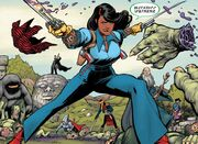 Nina (Sorcerer Supreme) (Earth-616) from Doctor Strange and the Sorcerers Supreme Vol 1 1 001