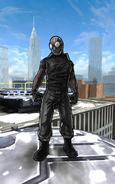 Peter Parker (Earth-TRN485) from Spider-Man Unlimited (video game) 001