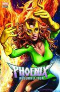 Phoenix Resurrection The Return of Jean Grey Vol 1 1 ComicXposure Exclusive Variant A