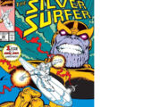 Silver Surfer Vol 3 34