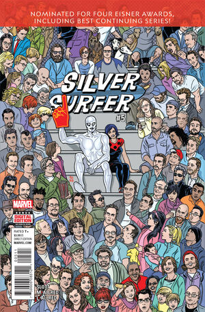 Silver Surfer Vol 8 5