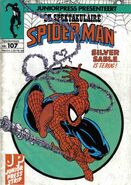 Spectaculaire Spiderman 107