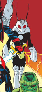 Stinger (Earth-616) from Heroes for Hire Vol 1 12 001