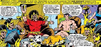 Swamp Men (Earth-616) Tales to Astonish Vol 1 97 001