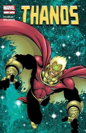 Thanos Vol 1 2