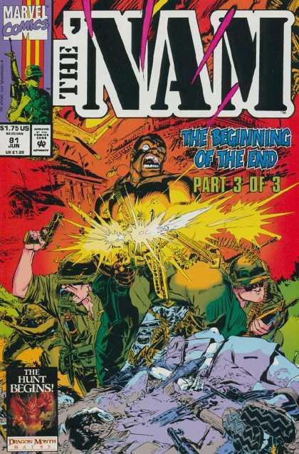 The 'Nam Vol 1 81