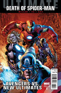 Ultimate Avengers vs. New Ultimates Vol 1 1 Variant
