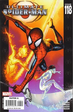 Ultimate Spider-Man Vol 1 118
