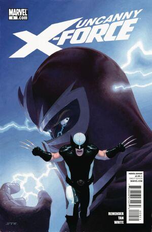 Uncanny X-Force Vol 1 9