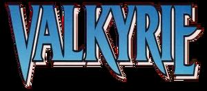Valkyrie Vol 1 Logo