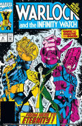 Warlock and the Infinity Watch Vol 1 9