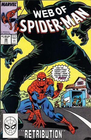 Web of Spider-Man Vol 1 39