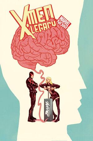X-Men Legacy Vol 2 18 Textless