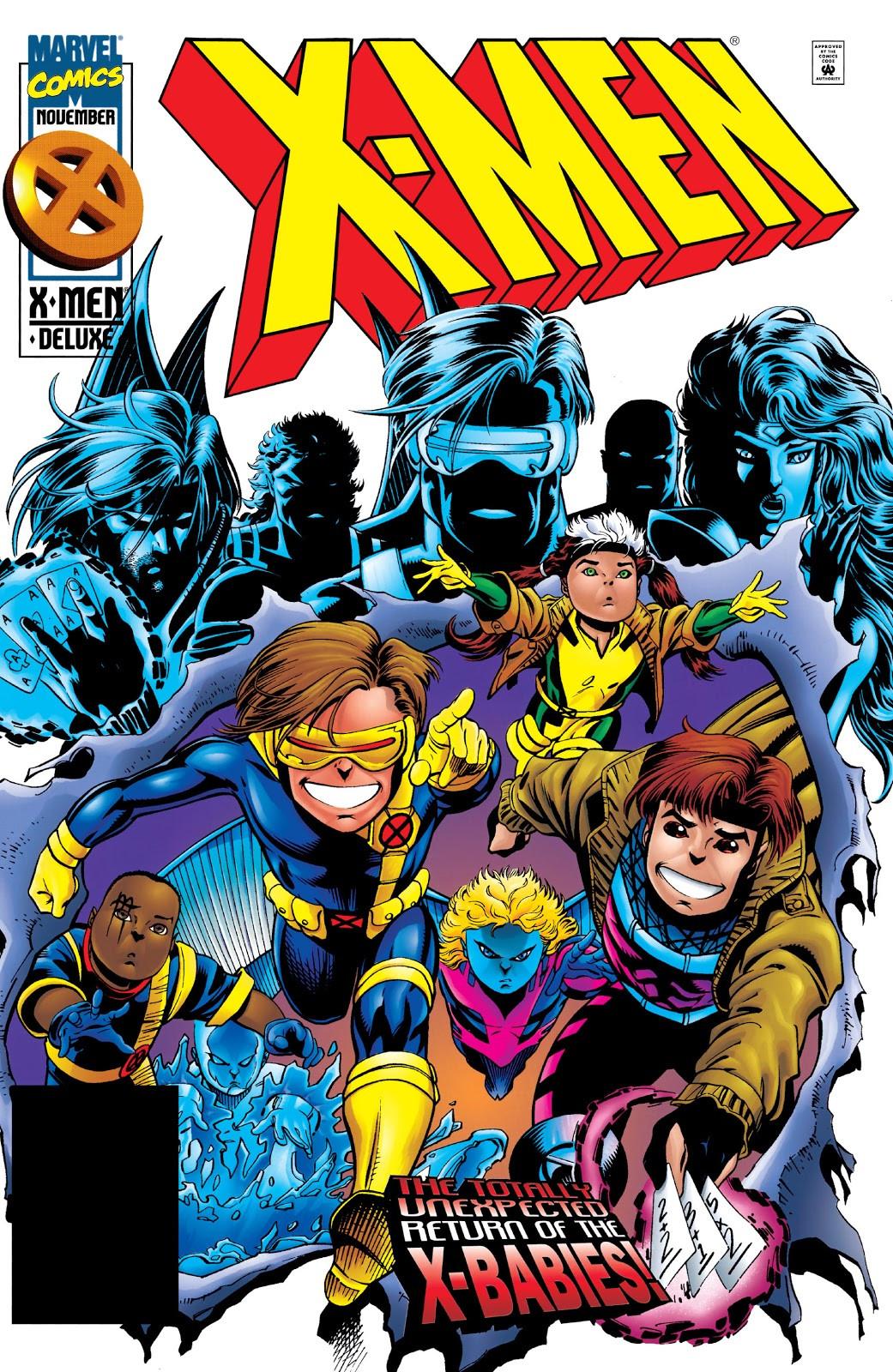 X-Men Vol 2 46