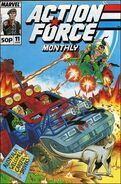 Action Force Monthly Vol 1 11