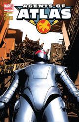 Agents of Atlas Vol 1 6