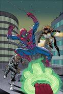 Amazing Spider-Man Vol 4 9 Classic Variant Textless