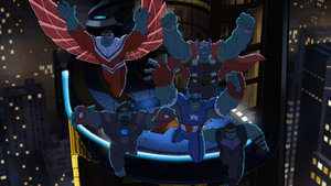 Avengers (Earth-12041) from Marvel's Avengers Assemble Season 1 11