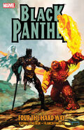 Black Panther Four the Hard Way TPB Vol 1 1