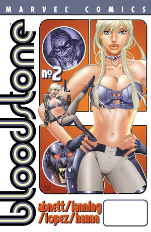 Bloodstone Vol 1 2