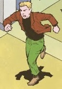 Burglar (Earth-18139) from What If? Spider-Man Vol 2 1 001