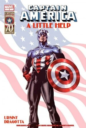 Captain America A Little Help Vol 1 1