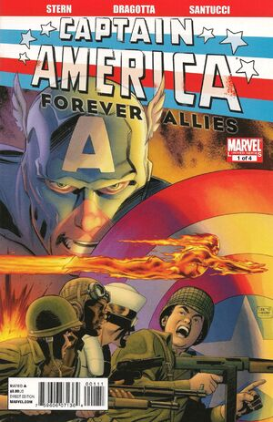 Captain America Forever Allies Vol 1 1