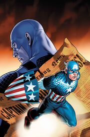 Captain America Steve Rogers Vol 1 2 Textless