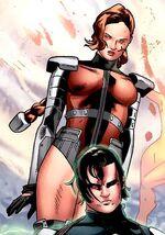 Carmella Unuscione (Earth-11326) from X-Men Legacy Vol 1 245 0001
