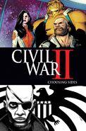 Civil War II Choosing Sides Vol 1 5 Textless