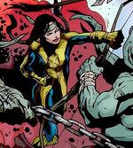 Danielle Moonstar (Earth-10349) from New Mutants Vol 3 9 0001
