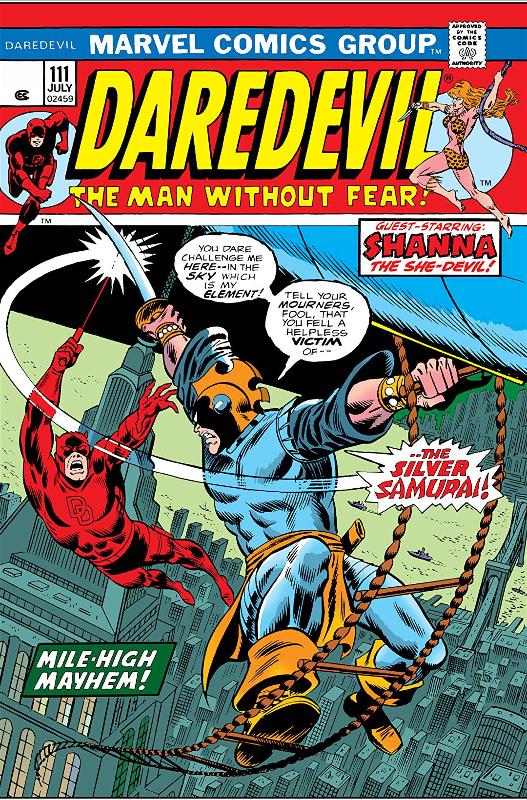 Daredevil Vol 1 111
