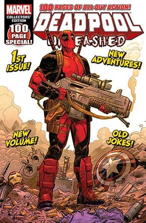 Deadpool Unleashed Vol 2 1