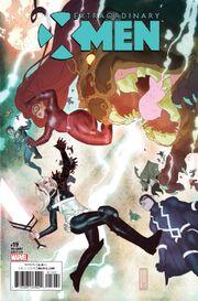 Extraordinary X-Men Vol 1 19 IVX Variant