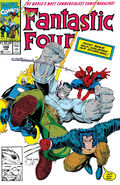 Fantastic Four Vol 1 348