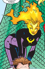 Frankie Raye (Earth-1298) from Mutant X Vol 1 14 0001
