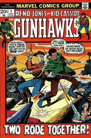 Gunhawks Vol 1 1