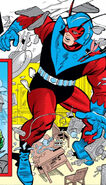 Henry Pym (Earth-616) and Janet Van Dyne (Earth-616) from Tales to Astonish Vol 1 65 (cover)
