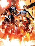 Illuminati (Earth-616) from New Avengers Illuminati Vol 2 1 0001