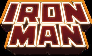 Iron Man Vol 6 logo