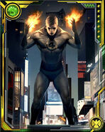 Jonathan Storm (Earth-616) from Marvel War of Heroes 015