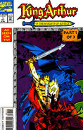 King Arthur and the Knights of Justice Vol 1 1