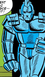 Knight (Robot) (Earth-616) from Incredible Hulk Annual Vol 1 9 0001