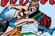 Makkari (Earth-616) from Captain America Comics Vol 1 1 0001