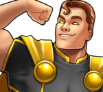 Marcus Milton (Earth-TRN562) from Marvel Avengers Academy 003