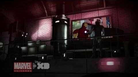 Marvel's Avengers Assemble The Dark Avengers Preview