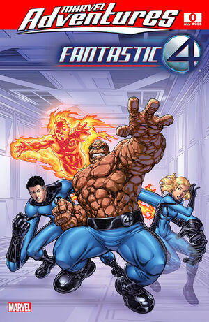 Marvel Adventures Fantastic Four Vol 1 0