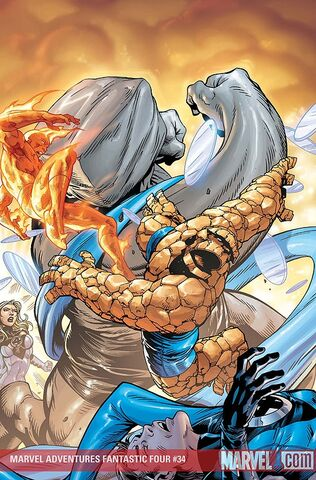 File:Marvel Adventures Fantastic Four Vol 1 34 Textless.jpg