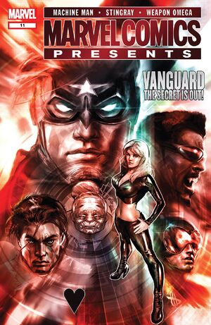 Marvel Comics Presents Vol 2 11