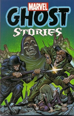 Marvel Ghost Stories Vol 1 1